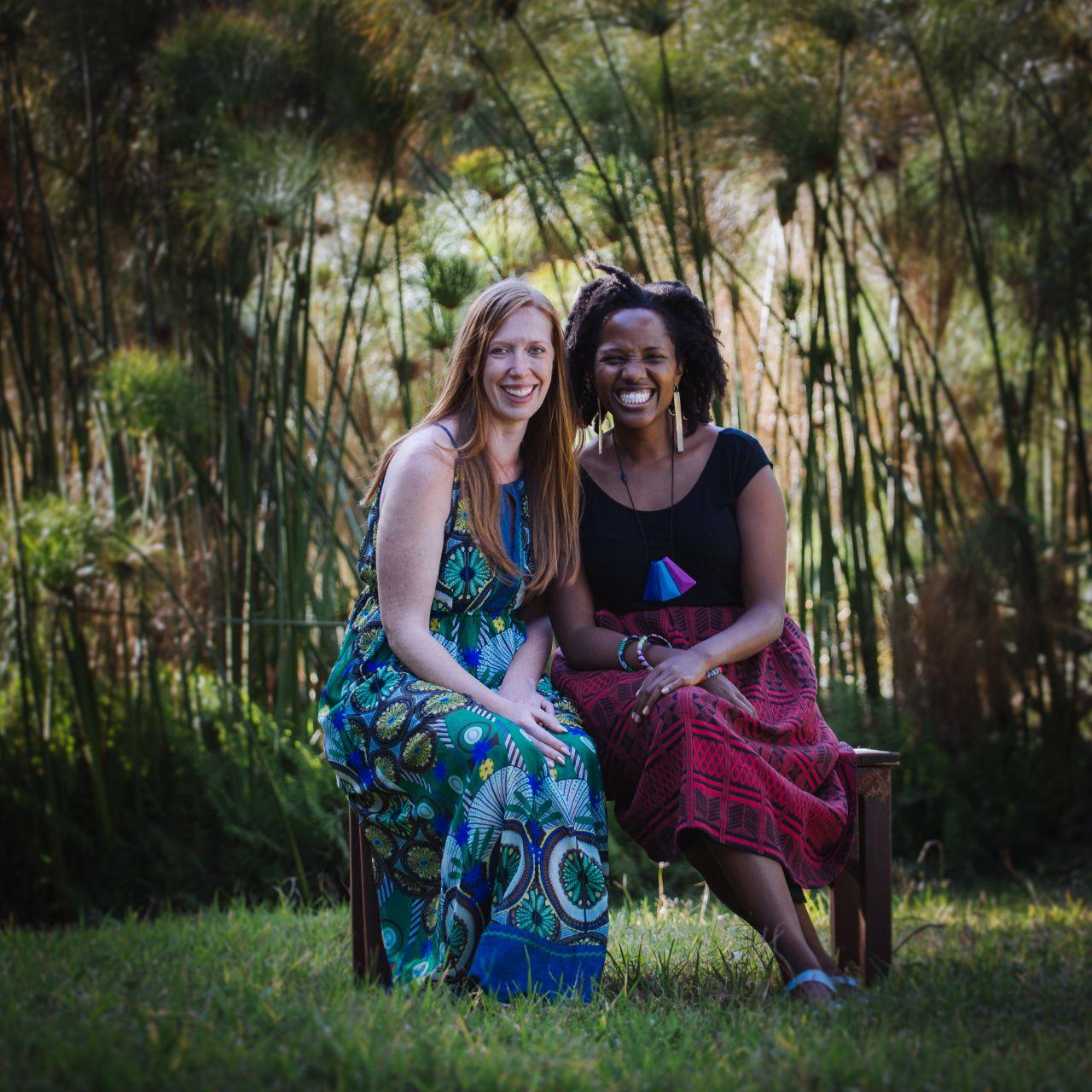 Danielle and Lulu