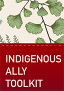 Cover of Indigenous Ally Toolkit
