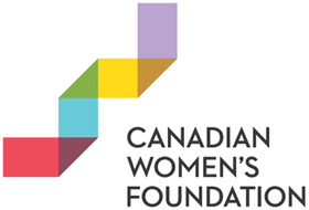 Logo of Canadian Women's Foundation