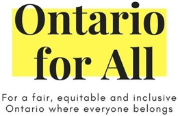 Logo of Ontario For All