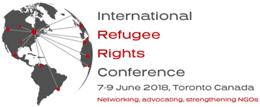 Logo of International Refugee Rights Conference