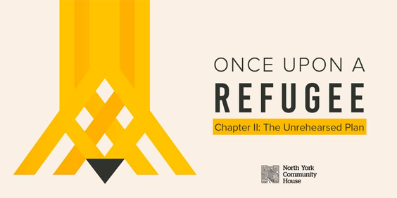 Banner of Once Upon A Refugee
