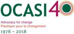 Logo of OCASI