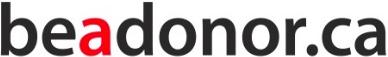 Logo 'beadonor.ca'