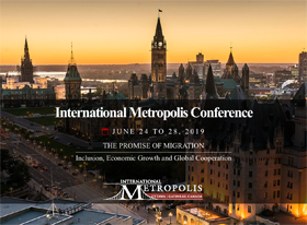 Banner of International Metropolis Conference 2019