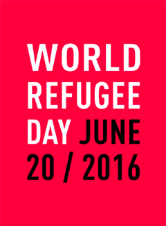 World Refugee Day Poster