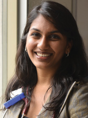 Photo of Dr. Ritika Goel