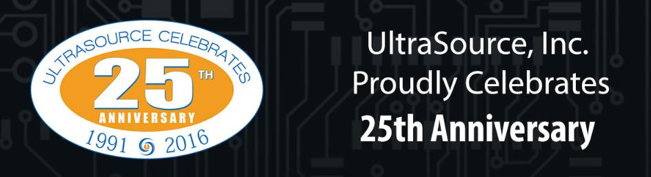 UltraSource Inc 25 Years