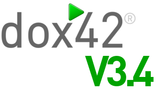 dox42 Version 3.4