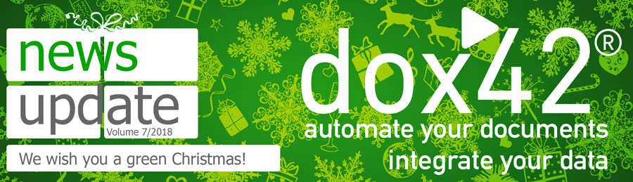 We wish you a green Christmas!