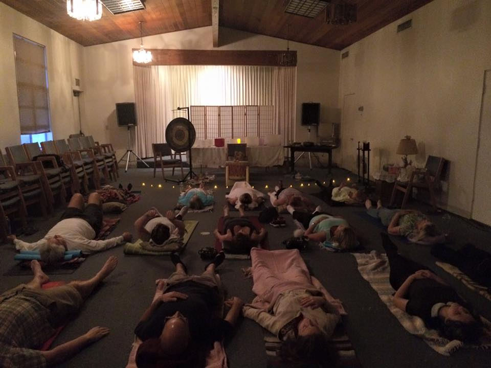 Sacred Sounds Healing Meditation @ Claremont Center for Spiritual Living | Claremont | California | United States