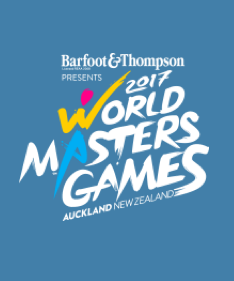 2017 World Master Games - Auckland New Zealand