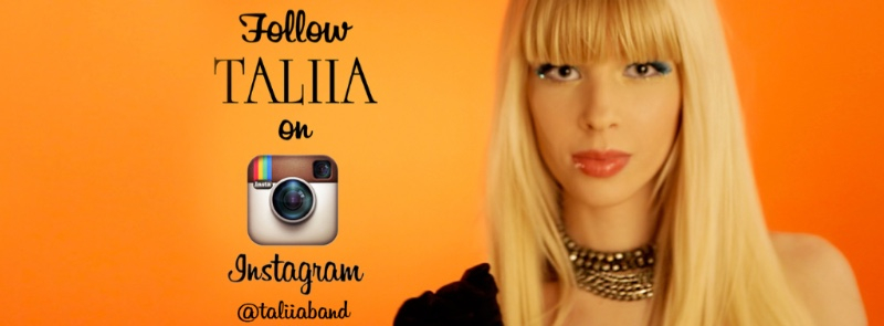 Follow Taliia n Instagram