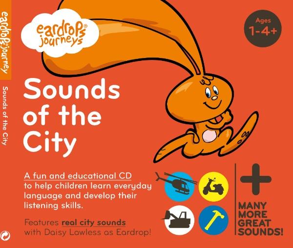 Sounds of the City album cover