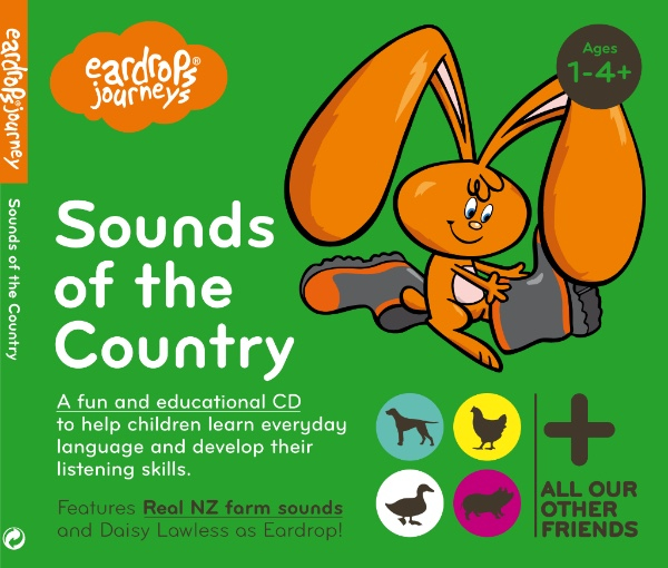 Sounds of the Country album cover