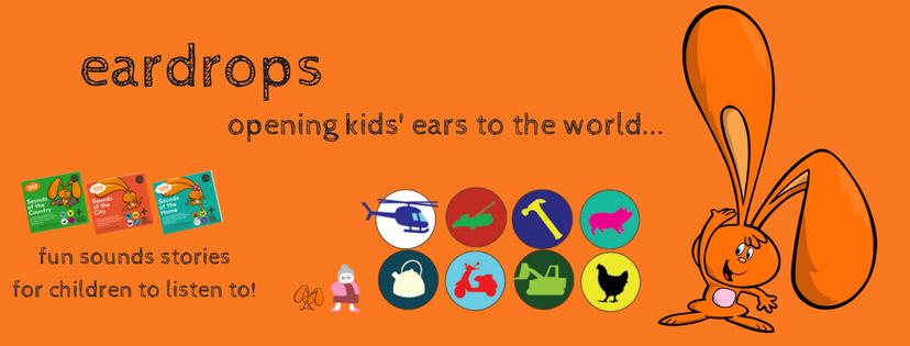 Eardrops fun audio stories for children