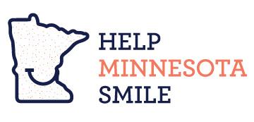 Help MN Smile logo