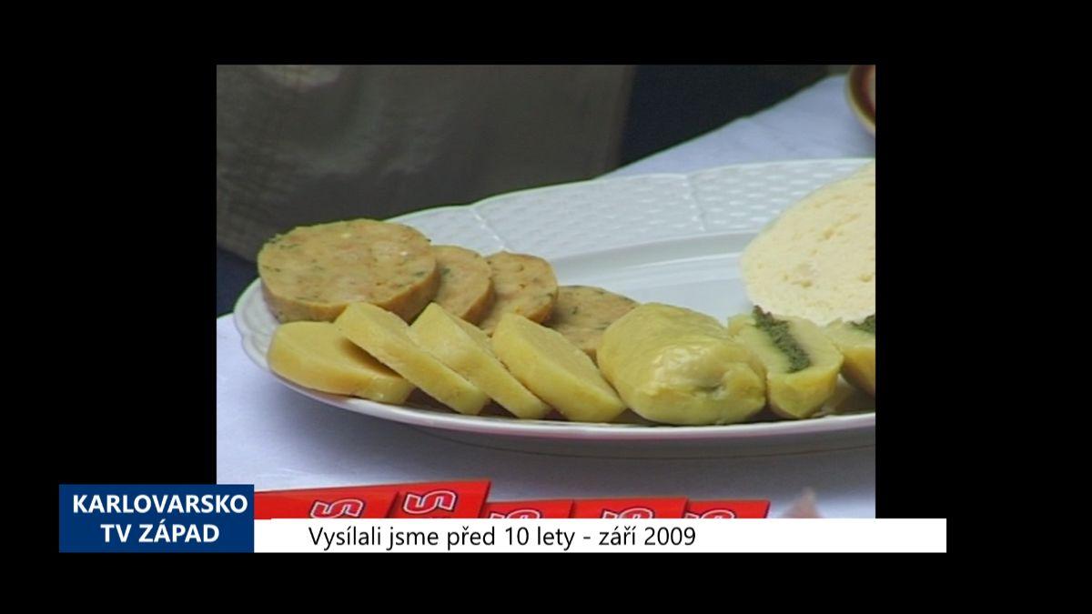 Karlovarský kraj: Archivní zprávy 39. týdne 2019 (TV Západ)