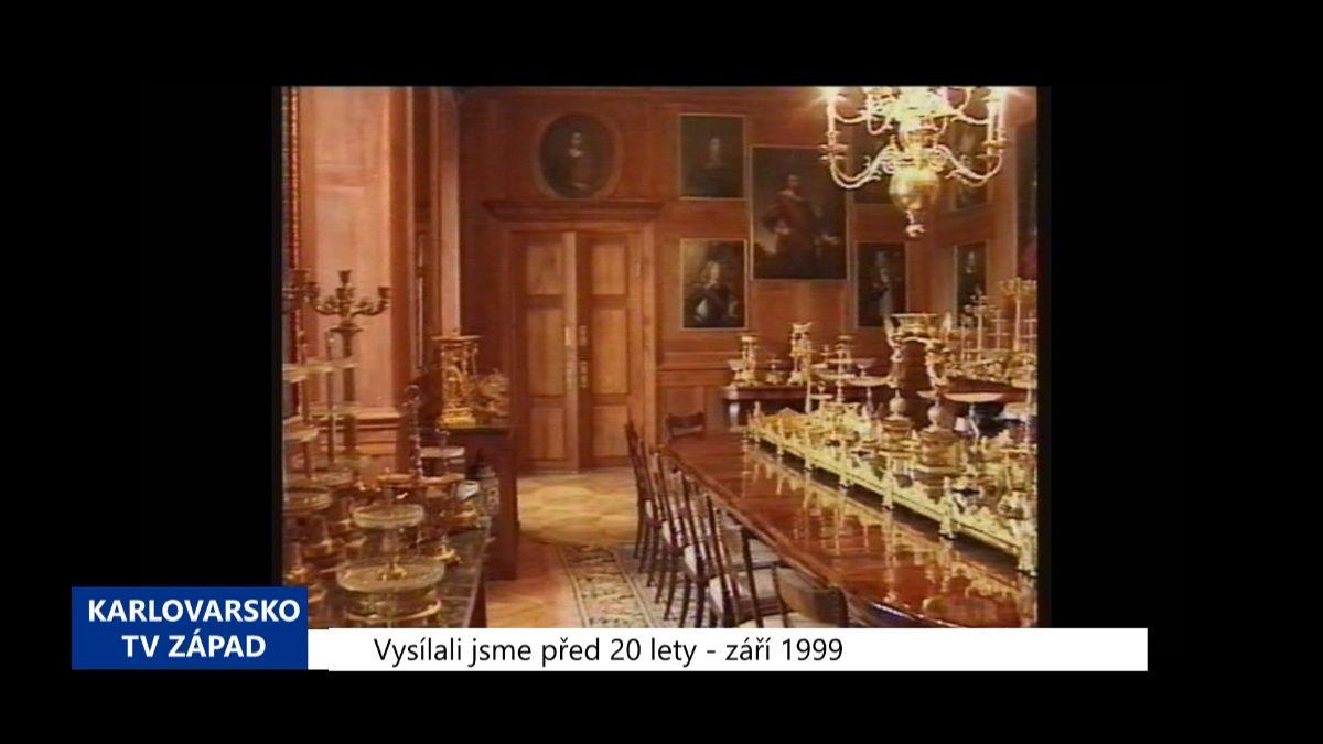 Karlovarský kraj: Archivní Zprávy 36. týdne 2019 (TV Západ)