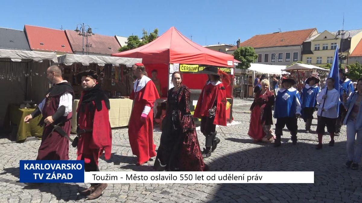 Karlovarský kraj: Zprávy 27. týdne 2019 (TV Západ)