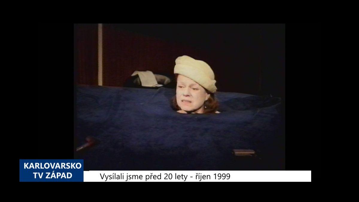Karlovarský kraj: Archivní zprávy 40. týdne 2019 (TV Západ)