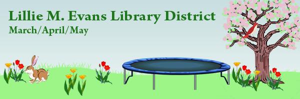 LME Library Spring Newsletter