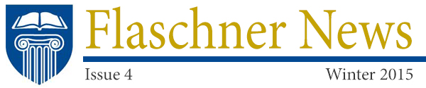 Flaschner News - Issue 1 - Fall 2013