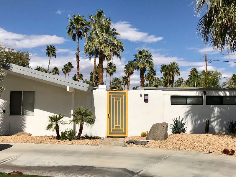 Today at Modernism Week: February 18
