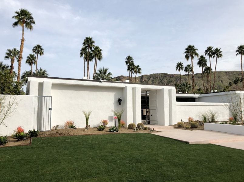 Today at Modernism Week: February 22