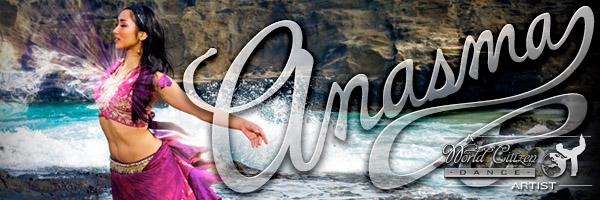 Anasma (a World Citizen Dance Artist)