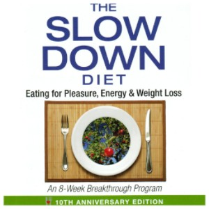 Picture of The Slow Down Diet Book Cover