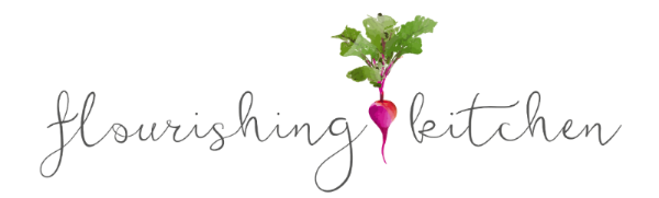 flourishing kitchen homepage