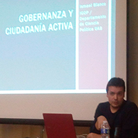 Dr Ismael Blanco a Madrid