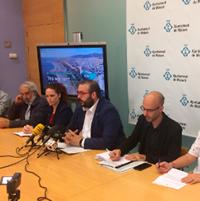 Presentació Projecte europeu Lloguem a Mataró
