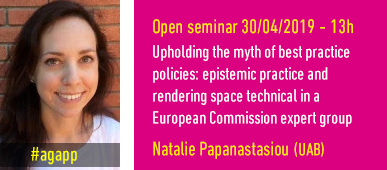 Natalie Papanastasiou #agapp