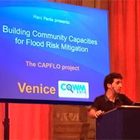 Capflo project Venice