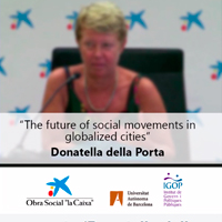 Conferència Donatella della Porta