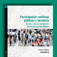 Book Participación, políticas públicas y territorio