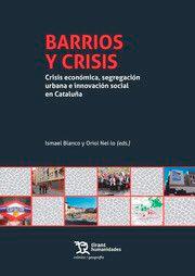 Portada Libro Barrios y Crisis