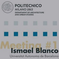 Meeting Ismael Blanco