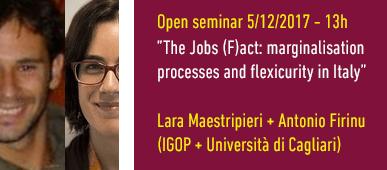 Open Seminar Lara Maestripieri