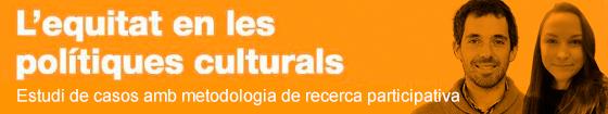 Informe l'Equitat en les polítiques culturals