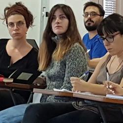 Alumnat Màster PSiAC 2019
