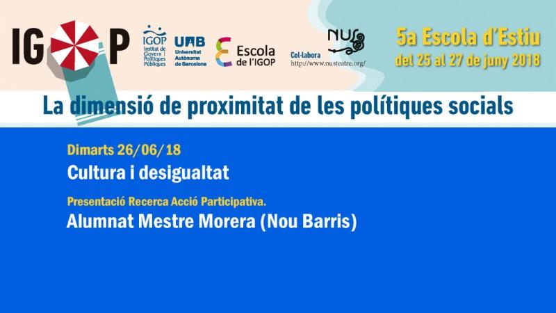 Projecte IAP Mestre Morera
