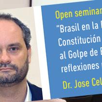 Jose Celso Cardoso Seminar