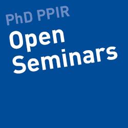 IGOP PhD Seminars