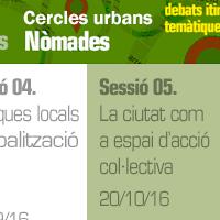 Cercles urbans Sessió 5