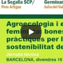 Jornada PATT agroecologia i feminisme