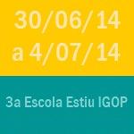 Escola Estiu IGOP