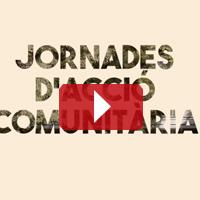 Vídeo Jornades Acció Comunitària